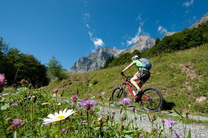 Gitschital Bike - 404 SchweizMobil