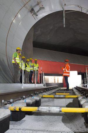 Gotthard Tunnel-Erlebnis mit RailAway