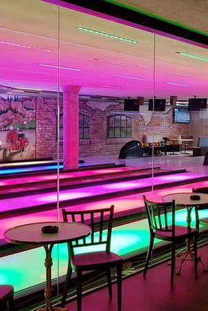 Edelweiss Bowling Bar
