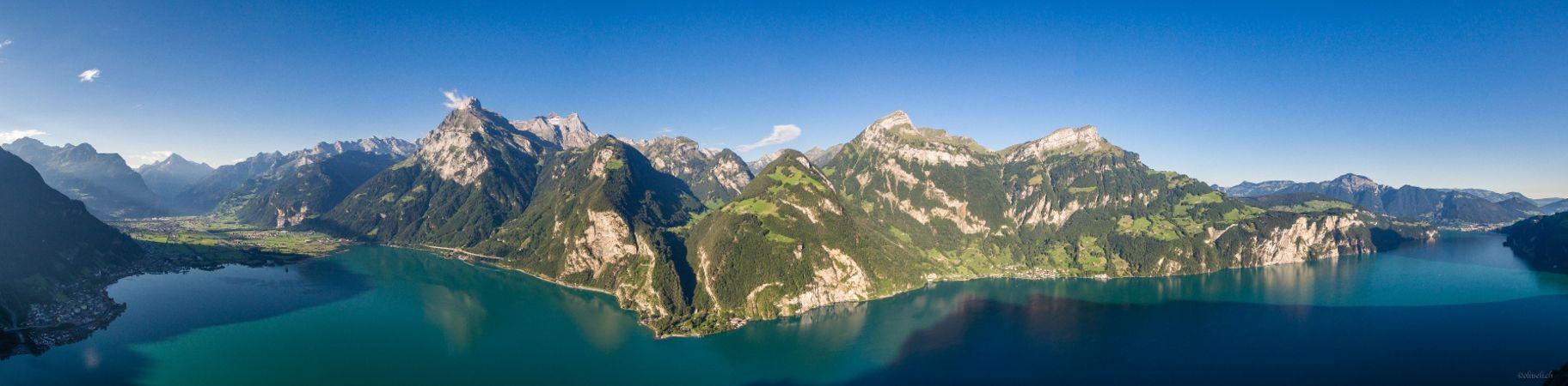 Via Urschweiz, 1. Etappe