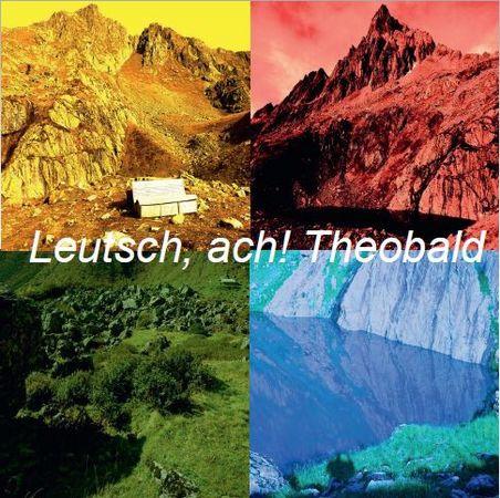 Freilichtspiel: Leutsch, ach! Theobald