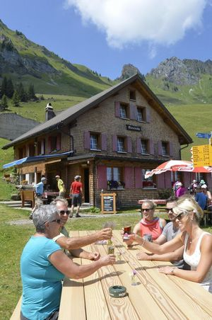 Bergrestaurant Musenalp