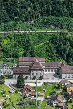Wasserkraftwerk Amsteg