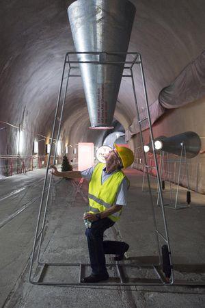 Gotthard Tunnel-Erlebnis