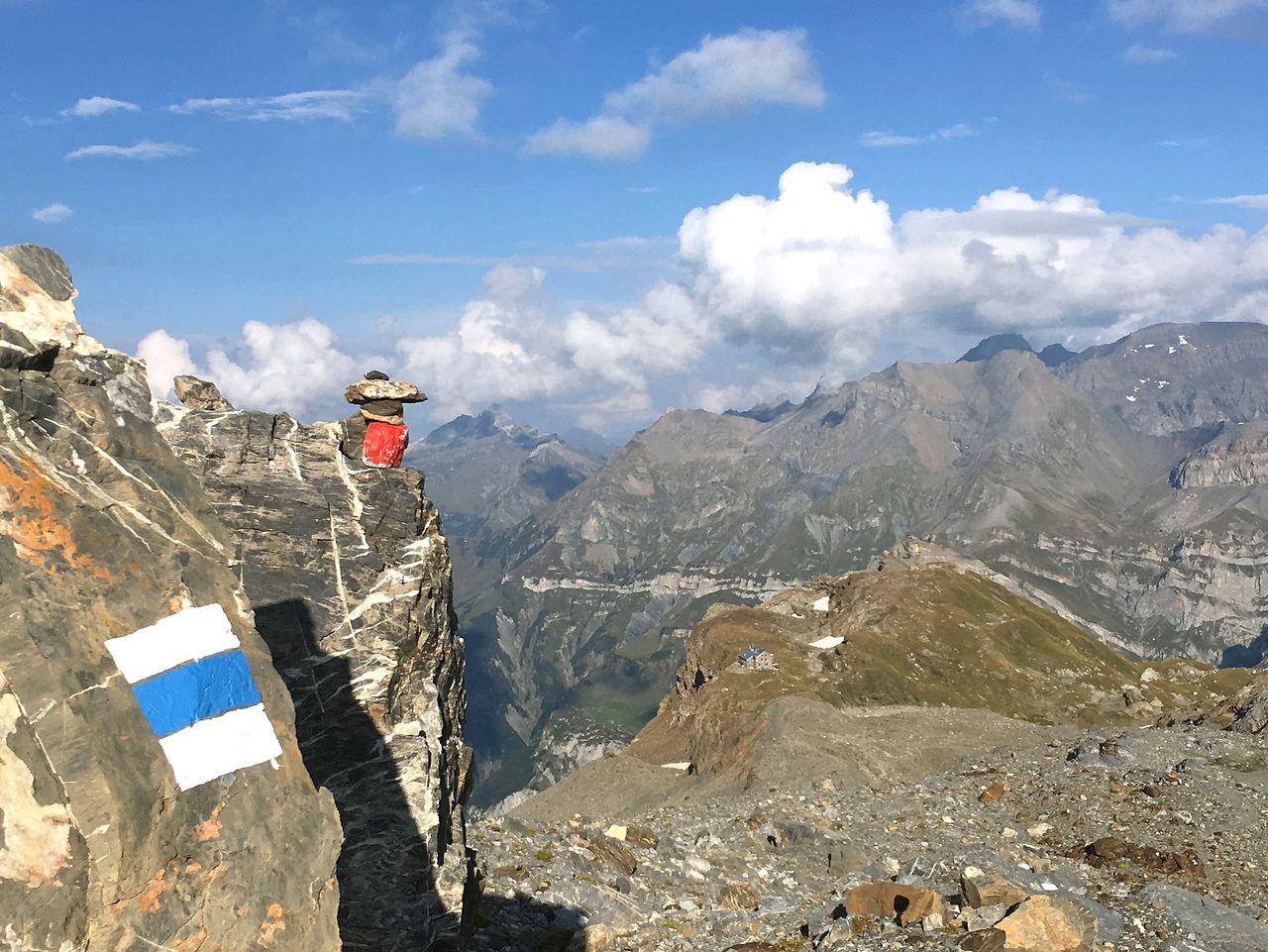 Via Glaralpina Etappe 08 – Gämsfairen - von der Wanderratte zum Gletscherfloh