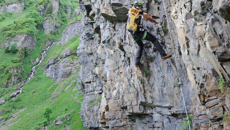 Klettersteig Schwierigkeitsgrad : Bergfex Ötk kletterste klettersteig tour niederösterreich