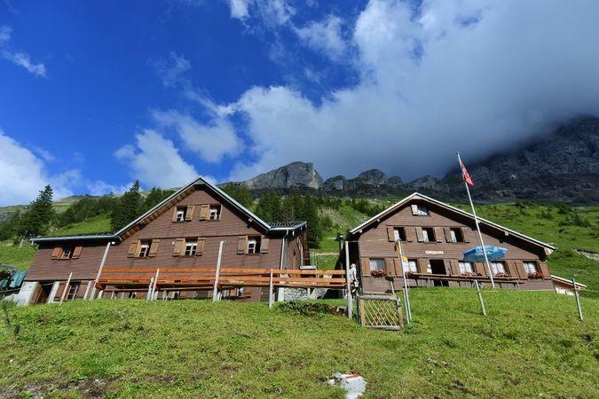 Naturkundlicher Höhenweg Isenthal Route 1