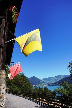 Lernen auf dem Weg der Schweiz