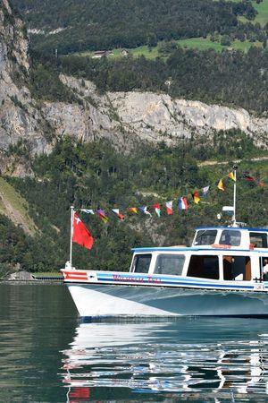 Schifffahrt Urnersee