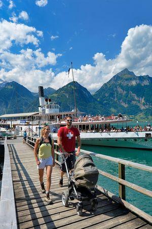 Barrierefreie Wiege der Schweiz