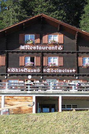 Restaurant Skihaus Edelweiss