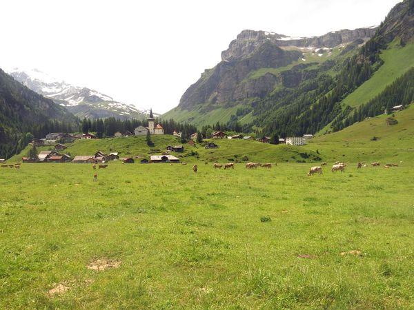 Via Glaralpina Etappe 07 – Teuflisches Schrattenlabyrinth