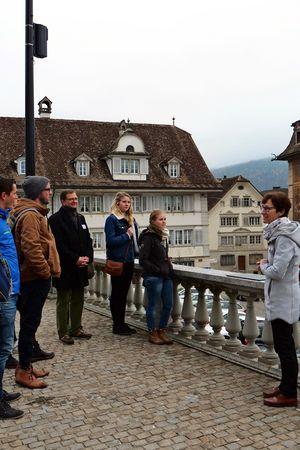 Öffentliche Ortsführung Schwyz