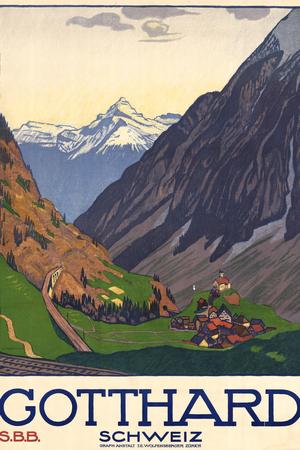 Faszination Eisenbahn am Gotthard