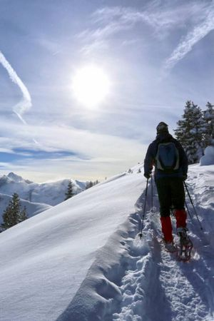 Uri Adventure – Geführte Schneeschuhtouren