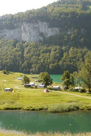 Naturcamping & Badi Seelisberg