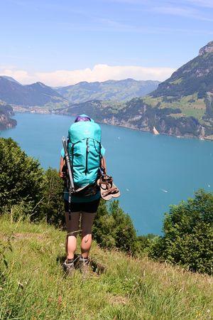Alpenkranz 4. Etappe: Musenalp - Bärchi - Eggbergen