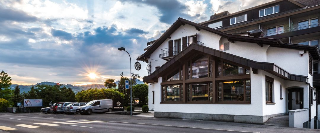Hotel Seerausch, Beckenried