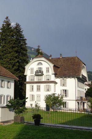 Führung – Schwyzer Herrenhäuser