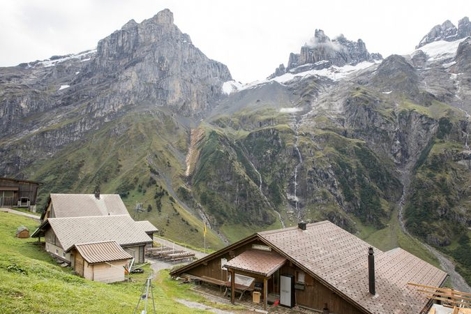 Engelberg-Äbnet/Alp Surenen
