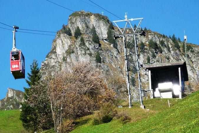 Höhenweg Maderanertal