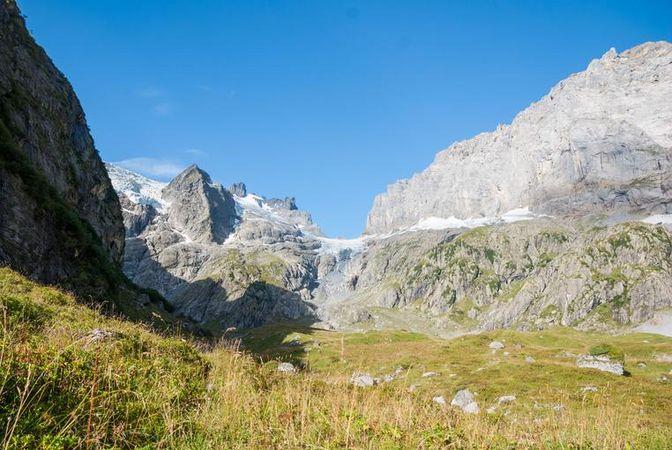Erstfeldertal: Bodenberg - Chüeplangg - Kröntenhütte