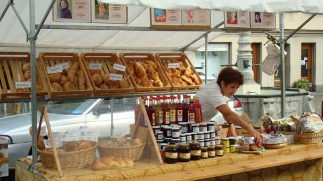 Altdorfer Wochenmarkt