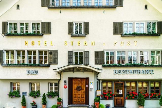 Hotel Stern und Post