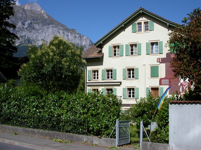 B&B Haus im Zopfgarten