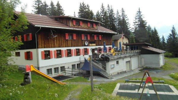 Berggasthaus Z'Graggen
