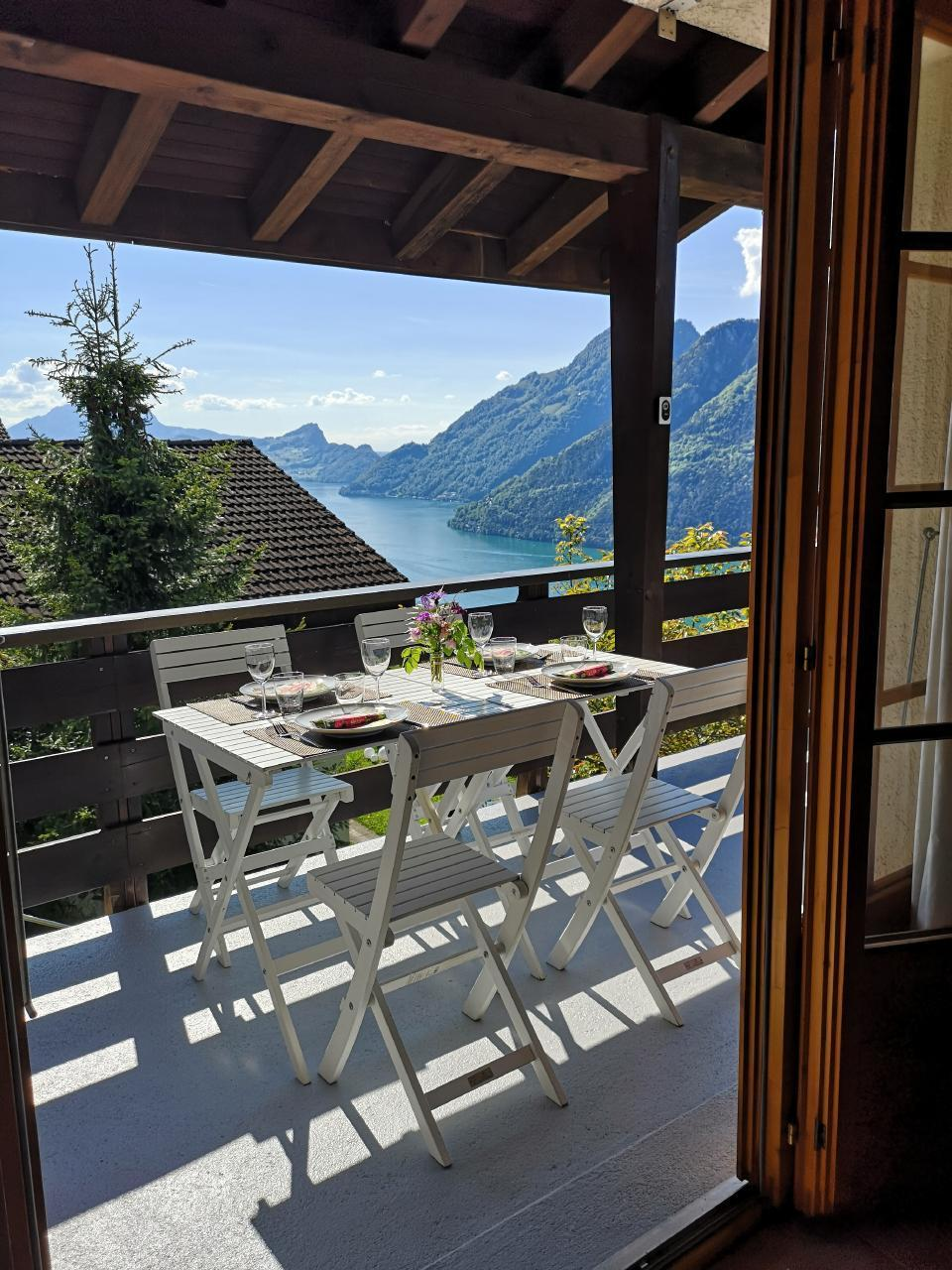 """Ferienhaus Seppi """"Seen und Berge"""""""