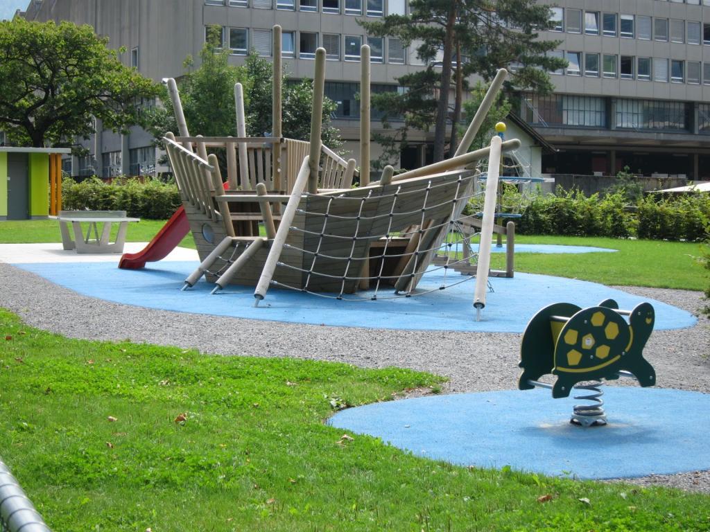 Spielplatz Altdorf Höfli