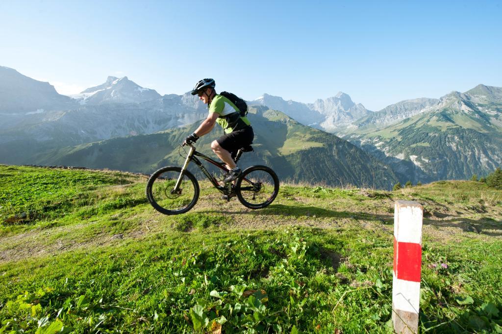 Schächental Bike - 416 SchweizMobil