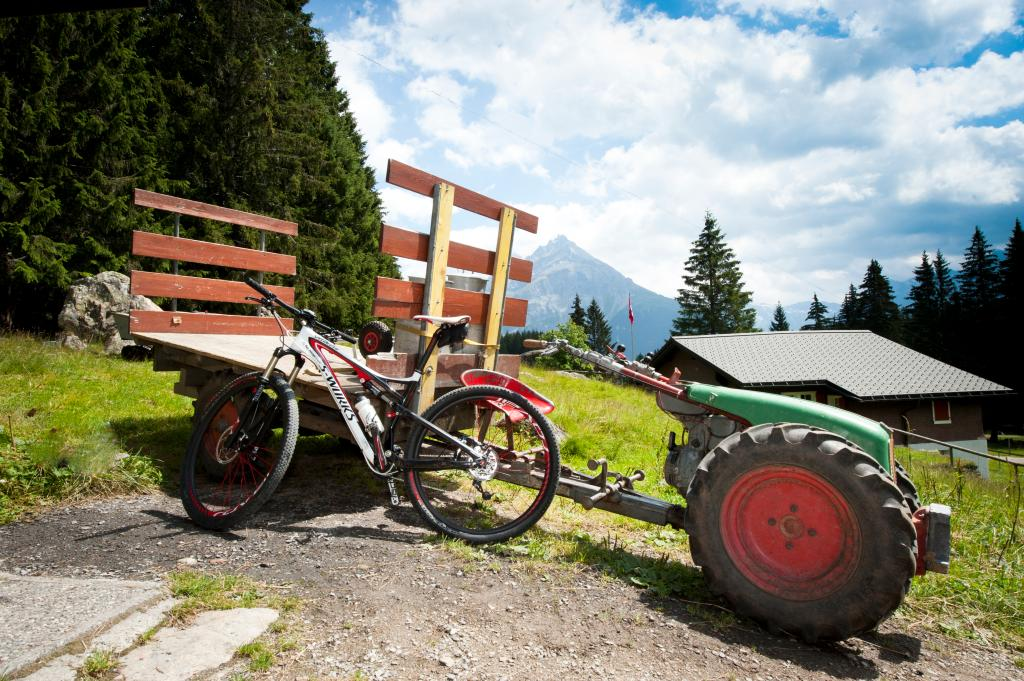 Arni Bike - 407 SchweizMobil