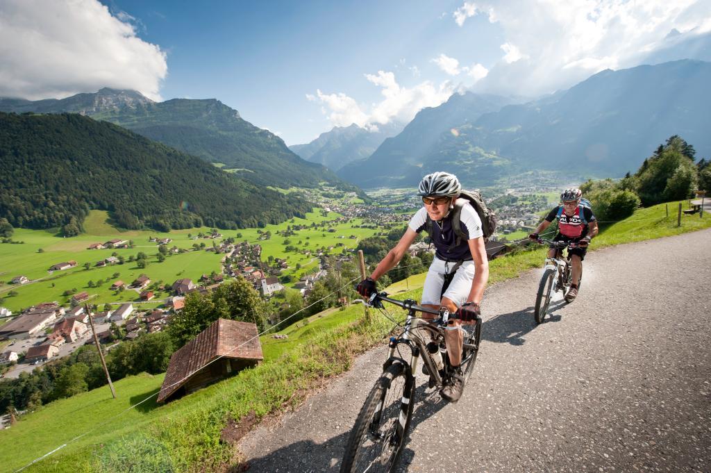Unterland Bike - 401 SchweizMobil