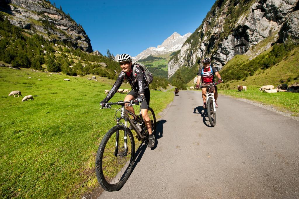 Brunnital Bike - 414 SchweizMobil