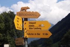 Isenthaler Bärenweg
