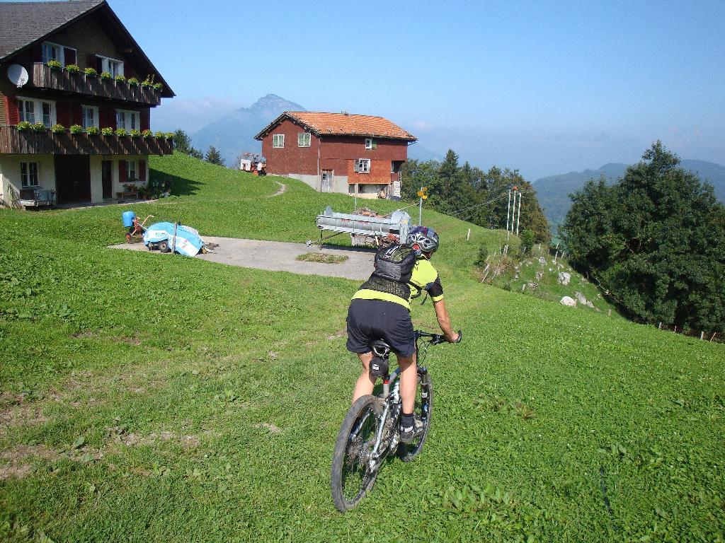 Goldi-Route - SchweizMobil Route 926