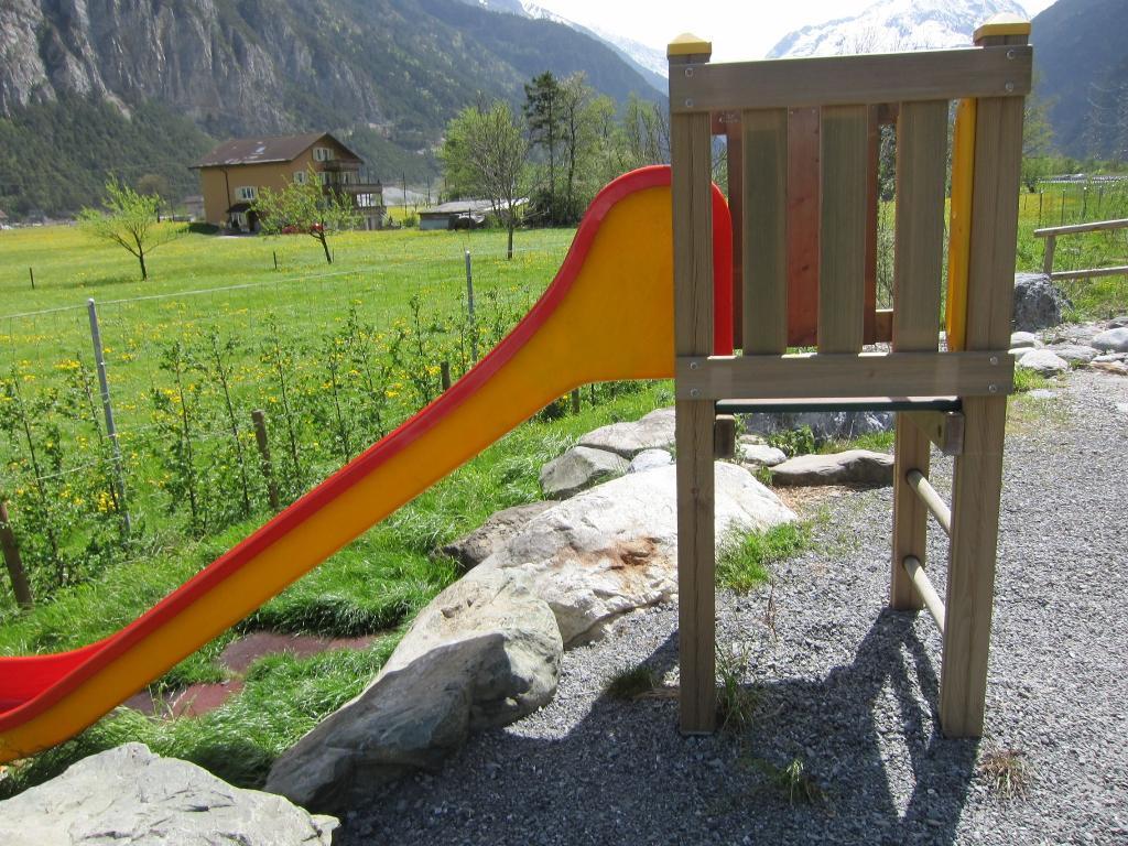 Spielplatz Schattdorf Gotthard Raststätte