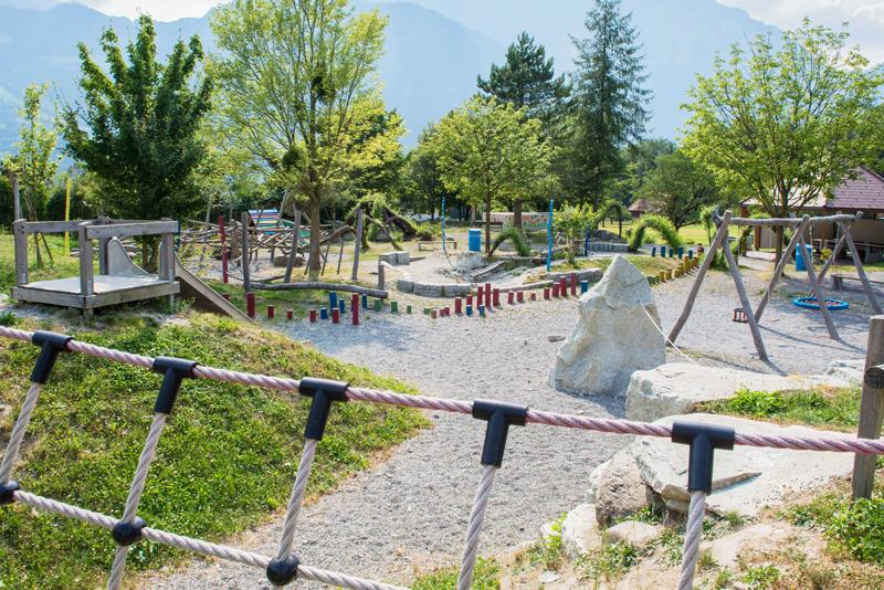 Spielplatz Schattdorf Grundmatte