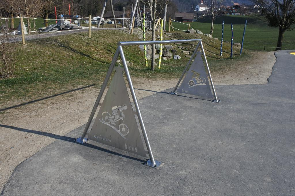 Pumptrack Schattdorf Grundmatte