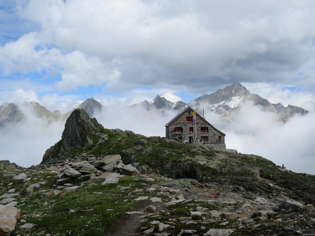 Alpenkranz 22. Etappe: Gotthardpass - Rotondohütte